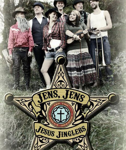 Jens, Jens and the Jolly Joyous Jesus Jinglers